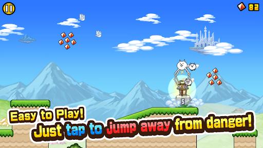 Go! Go! Pogo Cat android2mod screenshots 1