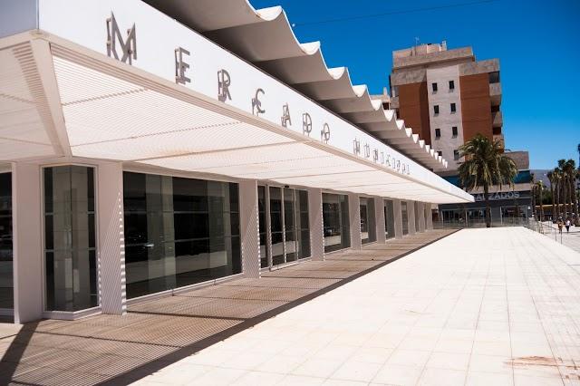Mercado de Roquetas de Mar, productos frescos y de calidad.