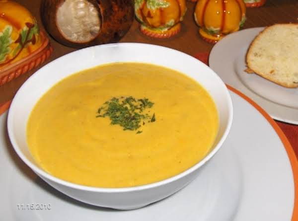 Normandy Vegetable Cream Soup Recipe