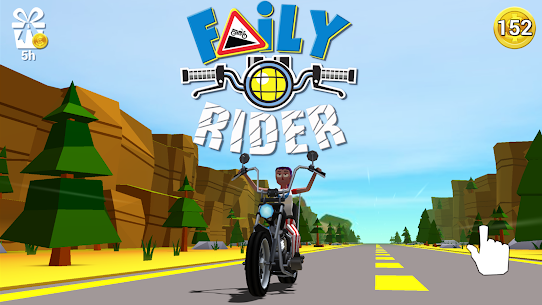 Faily Rider MOD Apk (Unlimited Coins) 1
