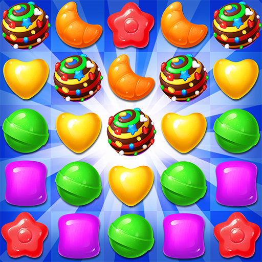 Sweet Candy Frenzy