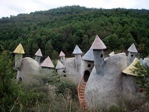 Photo: Midget houses!