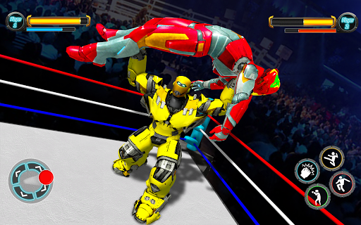 Grand Robot Ring Fighting 2020 : Real Boxing Games 1.0.13 Screenshots 17