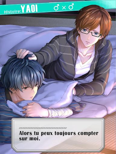 Première Histoire d'Amour - Jeu Otome【yaoi・yuri】 APK MOD – Monnaie Illimitées (Astuce) screenshots hack proof 2