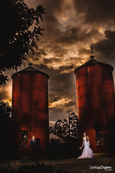 Fotógrafo de bodas Santiago Ospina (Santiagoospina). Foto del 20.10.2017