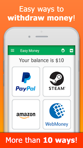 Easy Money: Earn money online and Cash out by Легкие Деньги