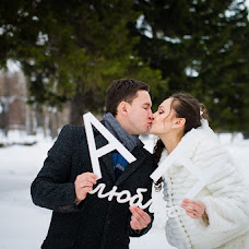 Wedding photographer Konstantin Glukharev (gluharev). Photo of 28.01.2013