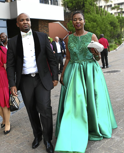 Cheating, suicide note rock Stella Ndabeni's marriage
