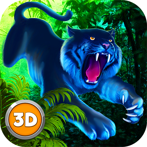 Black Tiger Simulator 3D