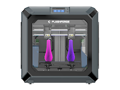 Flashforge Creator 3 Independent Dual Extruder 3D Printer