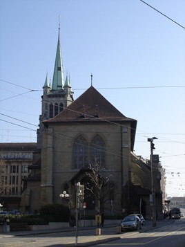 Place St-Francois