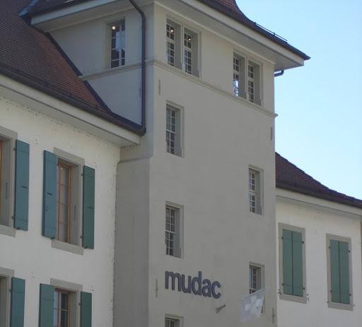 Lausanne Mudac