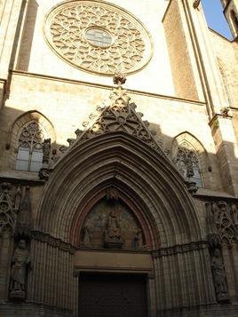 Iglasia de Santa Maria del Mar