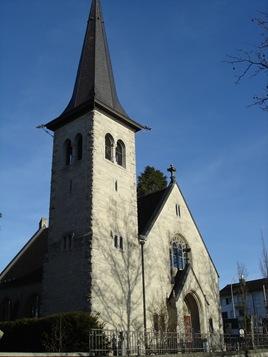 Reformierte Kirche Bremgarten