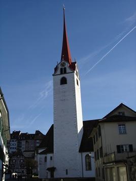 Katholische Kirchen Bremgarten