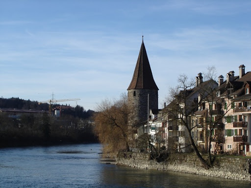 Hexenturm Bremgarten