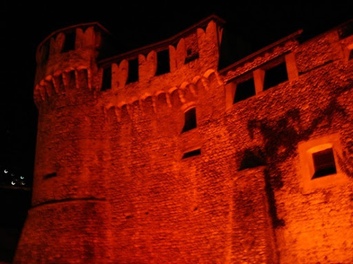 Castello Visconteo_night