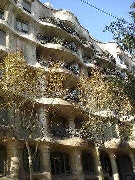 Casa Milà - La Pedrera