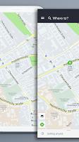 screenshot of HERE WeGo – City Navigation