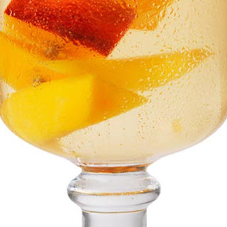 Peachy-Keen Sangria.
