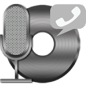 Titanium Voice Recorder with number ID