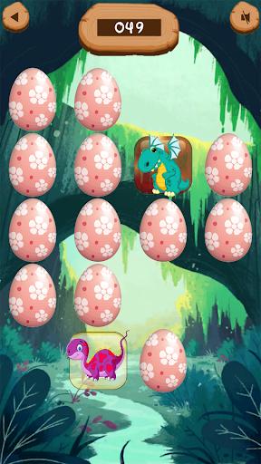Memory game - Dinosaur matching 1,002 screenshots 4