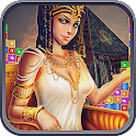 Cleopatra Match 3 Jewels Quest icon