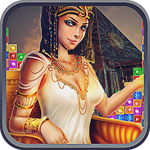 Cleopatra Match 3 Jewels Quest for PC and MAC