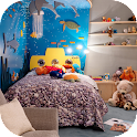 Kid Bedroom Design icon