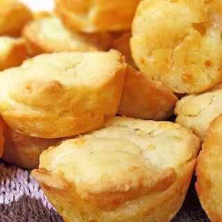 Easy Brazilian Cheese Bread.