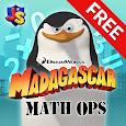 Madagascar Math Ops Free icon