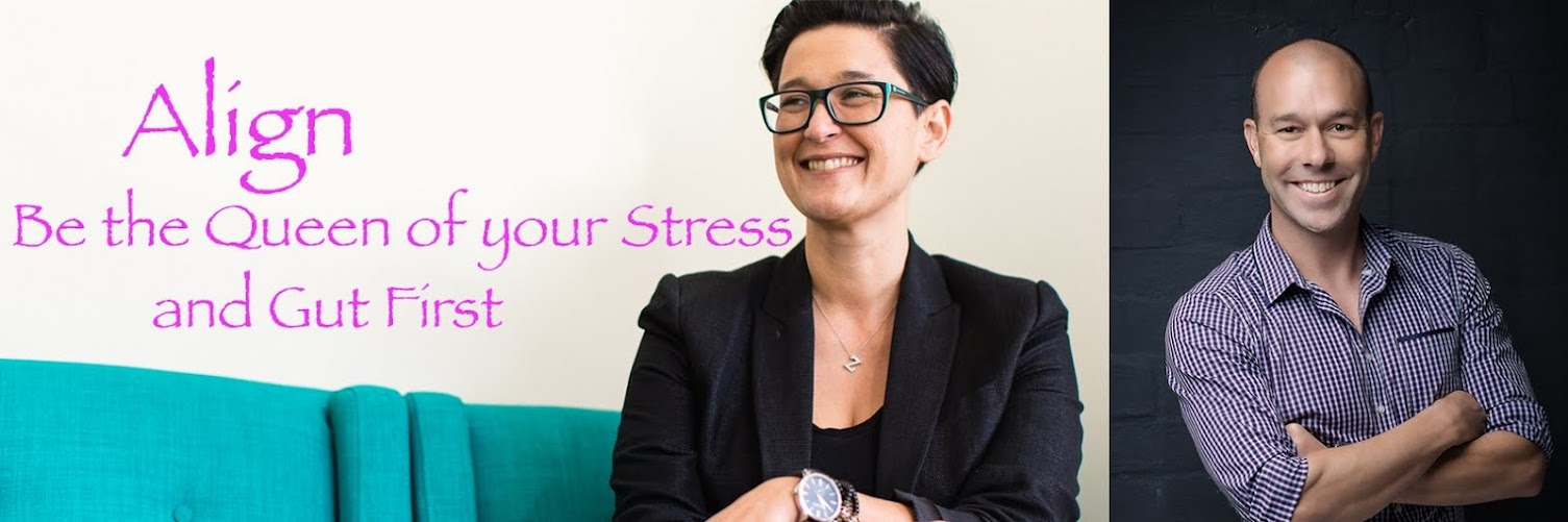 Align - Queen of Stress and Gut First