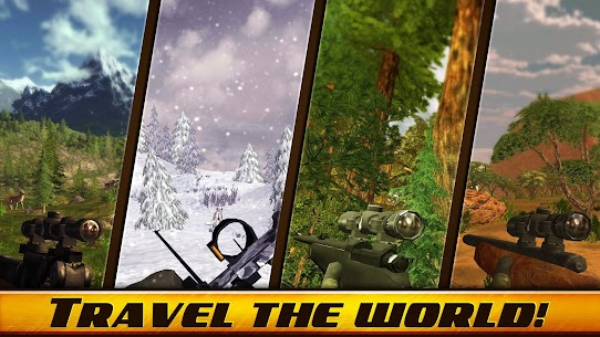 Wild Hunt:Sport Hunting Games. Hunter & Shooter 3D 2