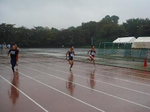 Photo: 一種目目100m。東さん