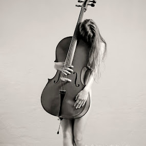 I love Jazz by Felix Hug - People Musicians & Entertainers