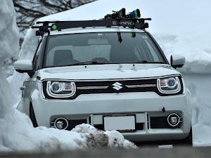 イグニス  MZ 4WDのカスタム事例画像 ぴろさんの2021年01月25日21:13の投稿