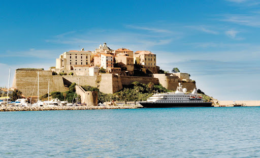 Sail the Mediterranean on a SeaDream Yacht Club cruise.