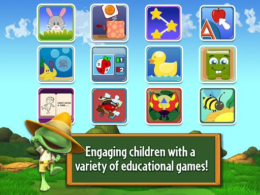 JumpStart Academy Kindergarten screenshot 2