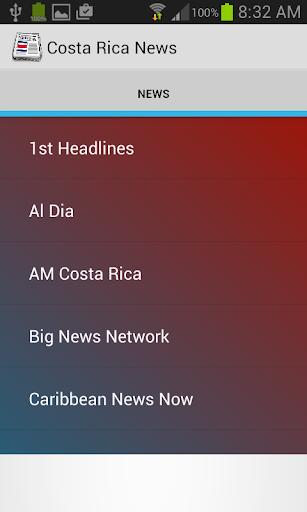 Costa Rica newspaper