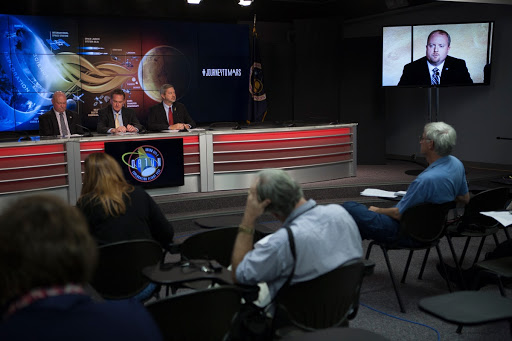 Orion Journey to Mars, L-2 Briefing