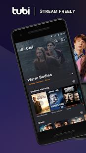 Tubi TV - Kostenlos TV & Filme Screenshot