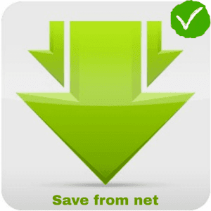 All Free Video Downloader SaveFrom Net Downloader Savefrom.1.1 by WhimsicalApp logo