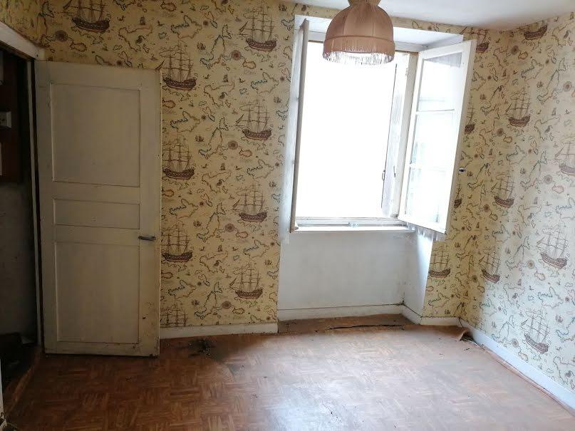 Vente maison 5 pièces 100 m² à Lamothe (43100), 28 000 €