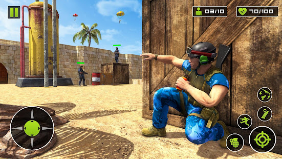Download Counter Terrorist Special FPS Battle Game For PC Windows and Mac apk screenshot 2