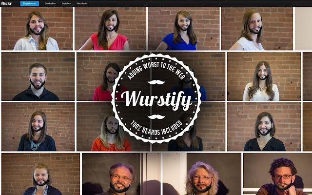 Wurstify Screenshot