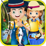 Baby Fishing & Cooking Mania Icon
