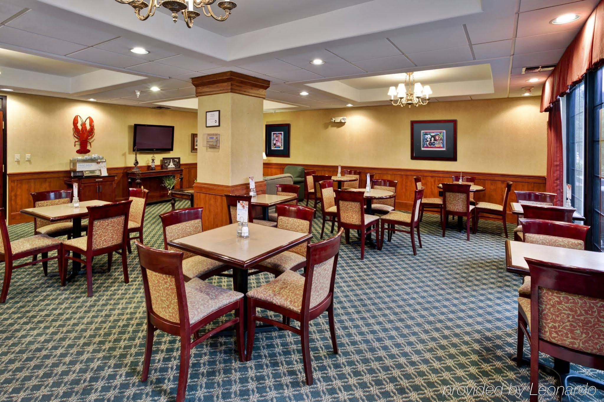 Holiday Inn Express Breaux Bridge/henderson
