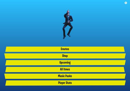Emotes Ringtones And Daily Shop for Battle Royale screenshot 9