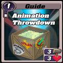 Guide Animation Throwdown Card icon