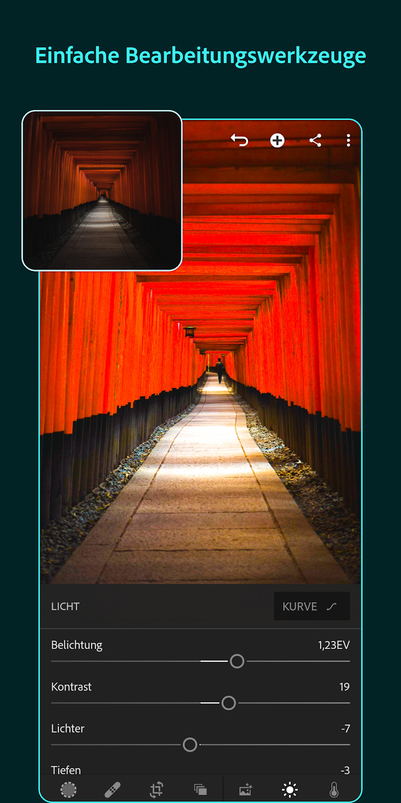 Adobe Photoshop Lightroom CC v5.0MOD APK [Premium Unlocked]